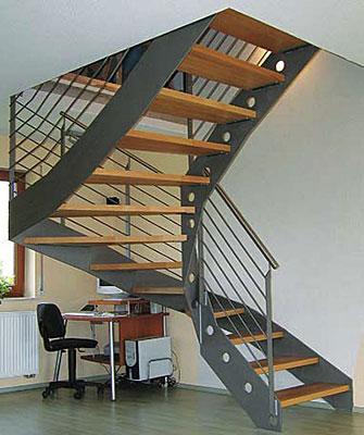 Designer Treppen weko treppen designertreppe stahlholztreppen
